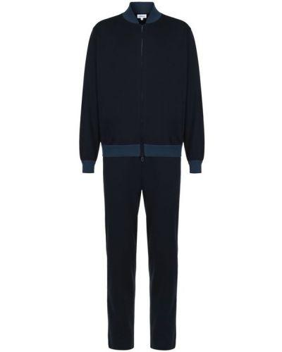 Спортивный костюм синий темно-синий Brioni