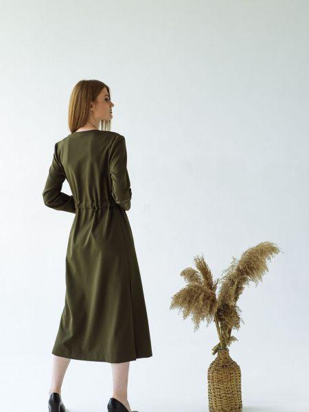 Зеленое платье Vovk