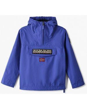 Куртка синий весенний Napapijri