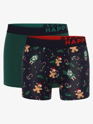 Niebieskie majtki Happy Shorts