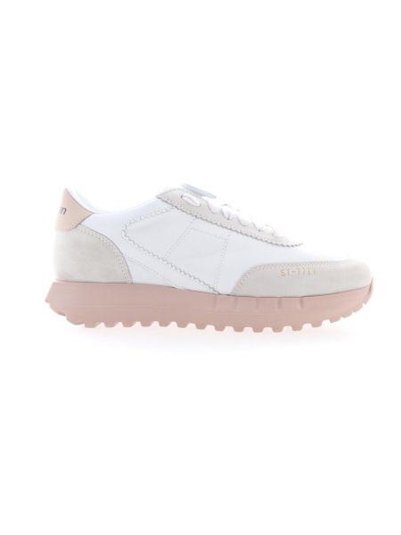 Białe sneakersy Stokton