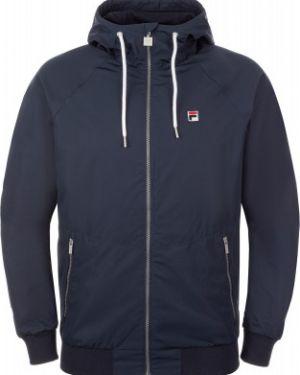 Куртка с капюшоном спортивная Fila