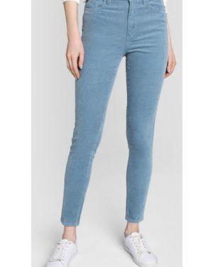 Классические брюки зауженные вельветовые Ostin