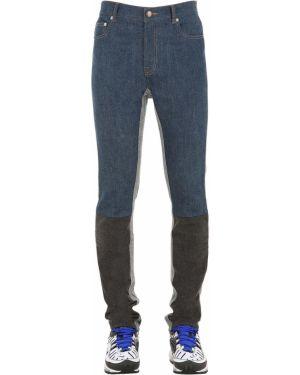 Niebieskie jeansy bawełniane Gmc - God's Masterful Children