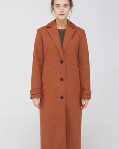 Пальто - коричневое Shtoyko