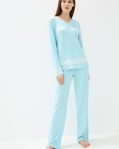 Пижама - голубая Relax Mode