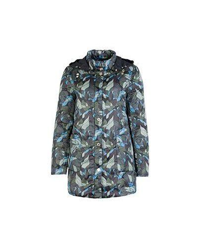 Зимняя куртка с капюшоном демисезонная Armani Jeans