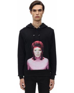 Czarna bluza bawełniana Limitato