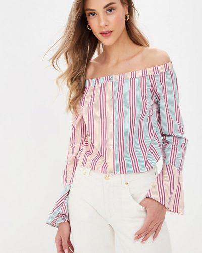 Блузка с открытыми плечами Silvian Heach