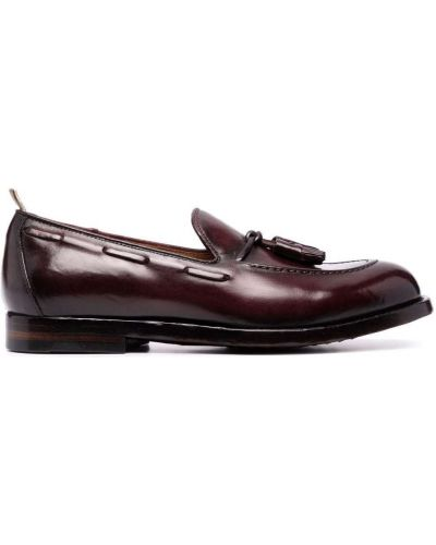 Loafers na obcasie Officine Creative