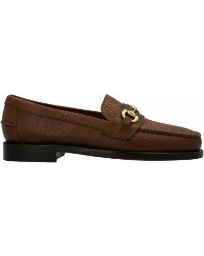 Loafers - brązowe Sebago
