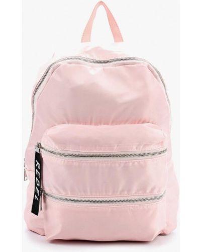 Розовый рюкзак Modis