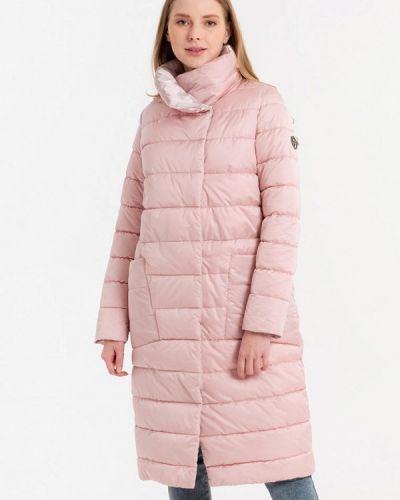 Утепленная розовая куртка Lab Fashion