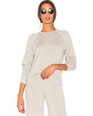 Пуловер в рубчик флисовый Splits59