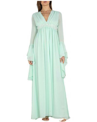 Zielona sukienka Giamba