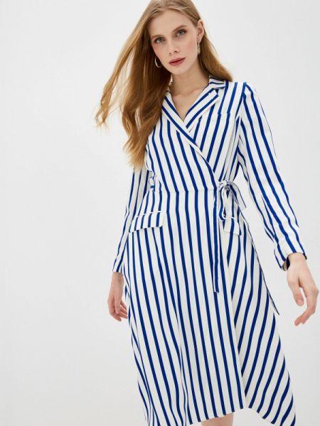Платье с запахом весеннее Polo Ralph Lauren