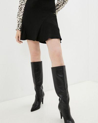 Черная юбка осенняя Pennyblack