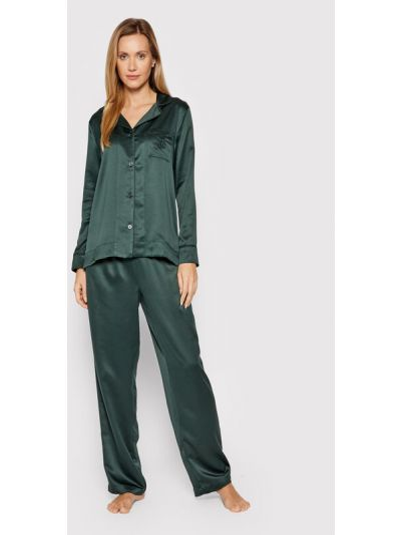 Piżama - zielona Lauren Ralph Lauren