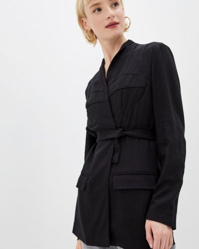 Черный пиджак Lezzarine