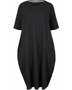 Платье оверсайз с рукавами Bonprix