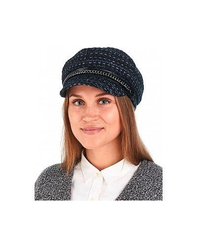 Шерстяная кепка - черная S.o.style