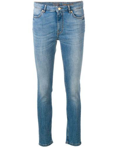 Зауженные джинсы - синие Escada Sport