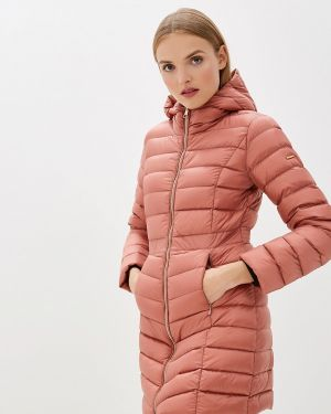 Зимняя куртка осенняя розовая Liu Jo