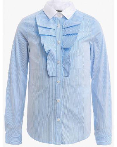 Блуза голубой Gulliver