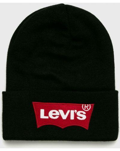 Тонкая шапка - черная Levi's®