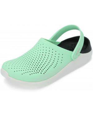 Пляжные шлепанцы для отдыха Crocs