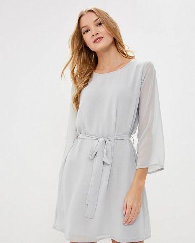 Платье осеннее прямое Sh