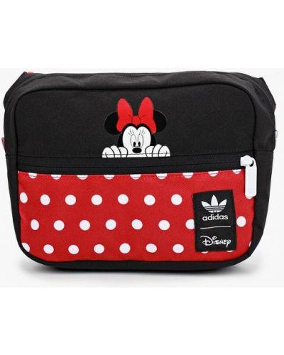 Текстильная черная сумка Adidas Originals