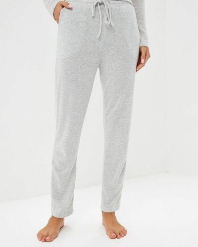 Серые брюки домашние Women'secret