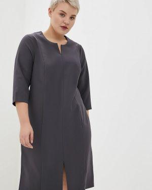 Платье - серое Gorda Bella