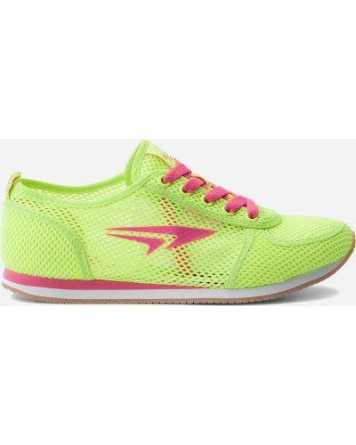 Спортивные кроссовки - желтые Sprandi