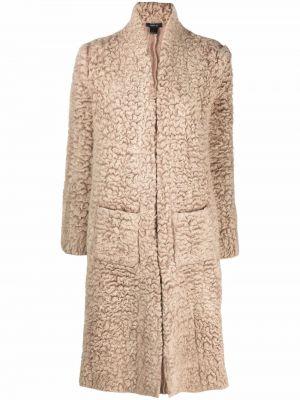 Пальто из альпаки Avant Toi