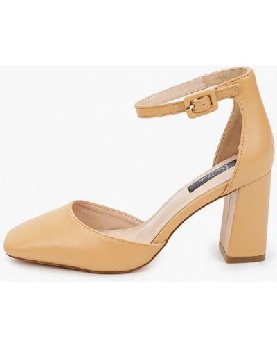 Коричневые туфли Vera Blum