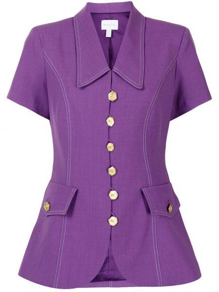 Куртка короткая - фиолетовая Alice Mccall