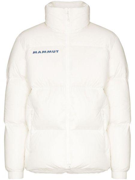 Дутая куртка - белая Mammut