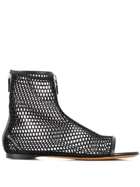 Buty mieszkanie otwarty Givenchy