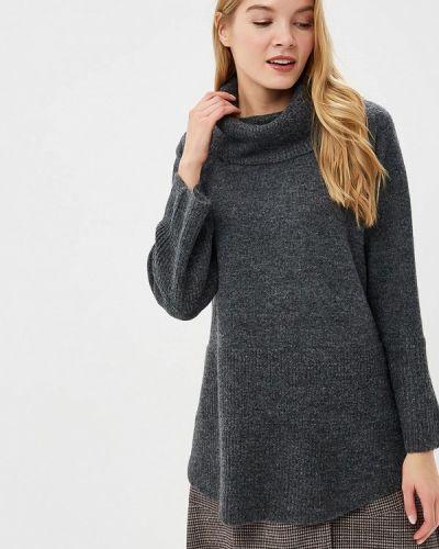 Серый свитер осенний B.young