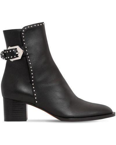 Buty na obcasie na pięcie Givenchy