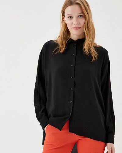 Черная блузка Befree
