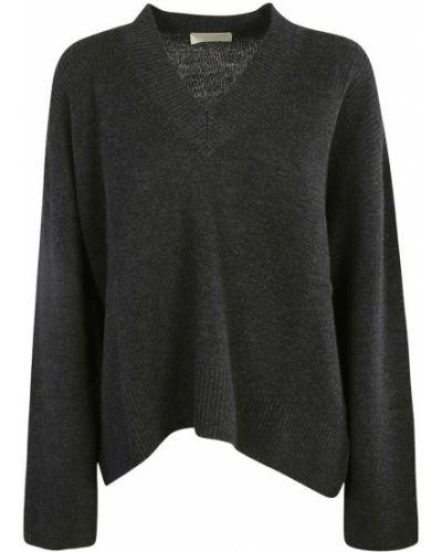 Szary sweter Momoni