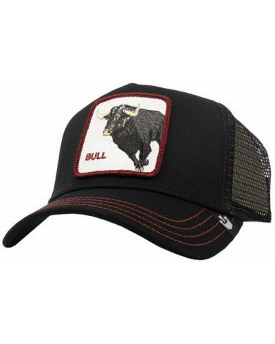 Czarna czapka Goorin Bros