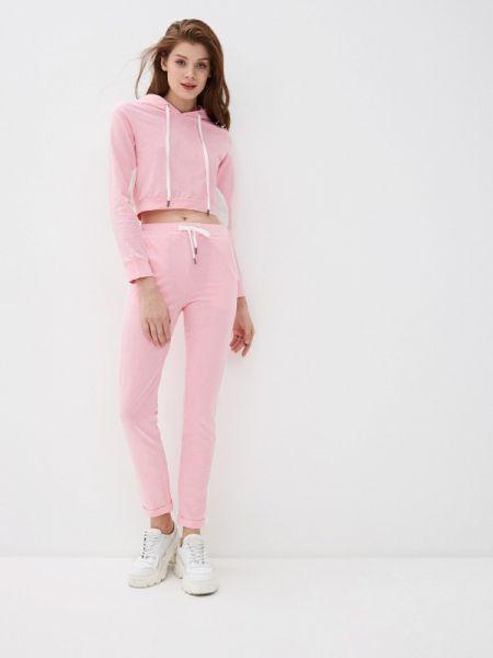 Костюм розовый спортивный Fresh Cotton