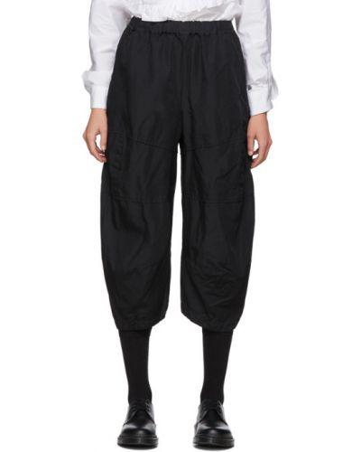 Укороченные брюки брюки-хулиганы дудочки Comme Des Garcons Comme Des Garcons