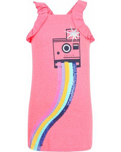 Розовое платье Billieblush