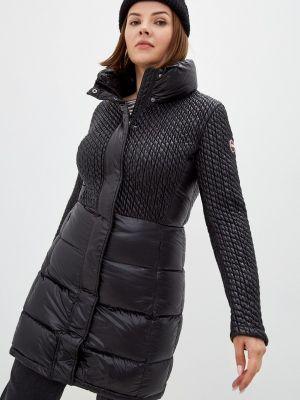 Черная демисезонная куртка Colmar