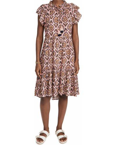 Плиссированное платье Figue
